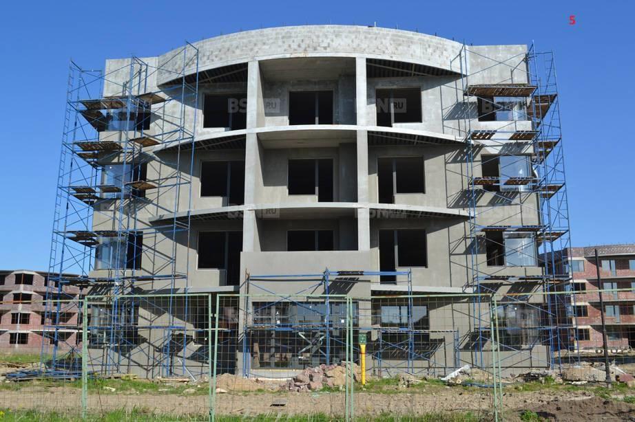 ba0038c4b3523 Ход строительства ЖК «Ванино», август, ...