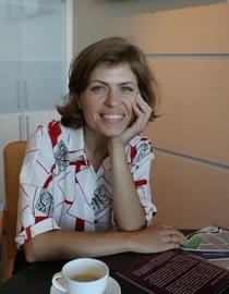 Елена Глебова, управляющая, комплекс апартаментов «Avenue-Apart»